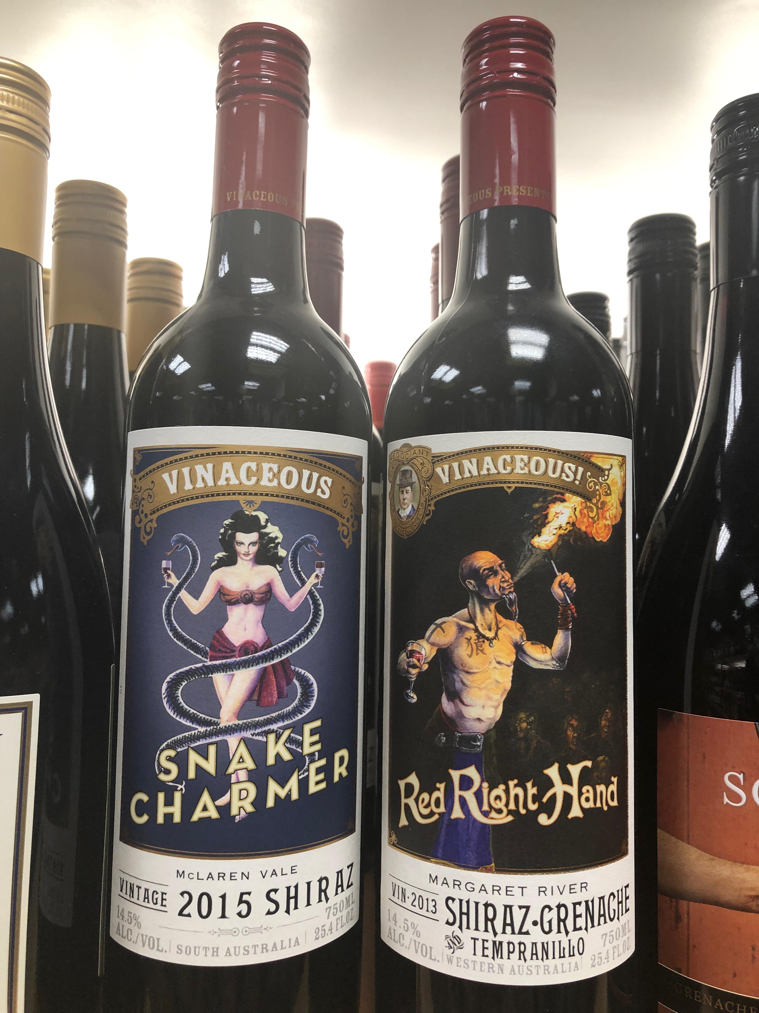 Lehr's Prime Wine